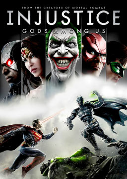 Portada de Injustice: Gods Among Us