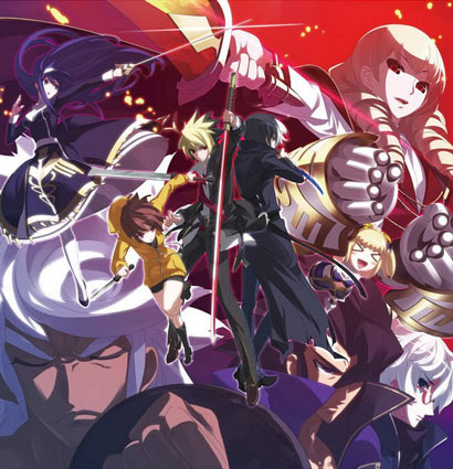 Portada de Under Night in-Birth EXE: Late[st]