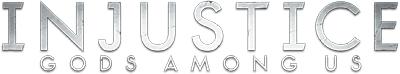 Logo de Injustice: Gods Among Us