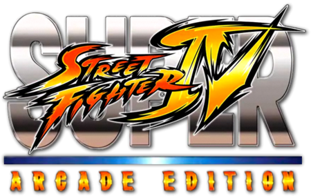 Logo de Super Street Fighter IV: Arcade Edition